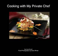 Cook book cover image